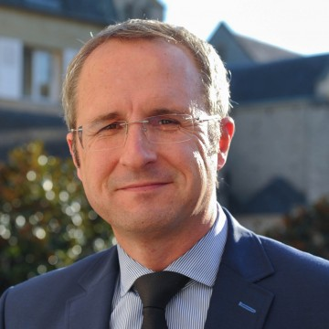 Frédéric Soulier, Mayor of Brive